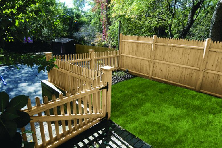 Solid Privacy Reliable Fence Boston